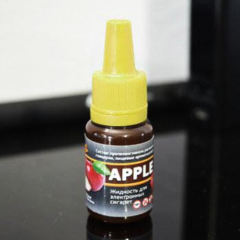 """Жидкость для электронной сигареты """"Яблоко"""" 3мг/мл"""