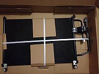Конденсатор для кондиционера Lanos 1.5, 1.6 по Nissens 94412, радиатор кондиционера Ниссенс на Ланос