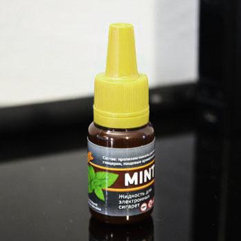 """Жидкость для электронной сигареты """"Ментол"""" 3мг/мл"""