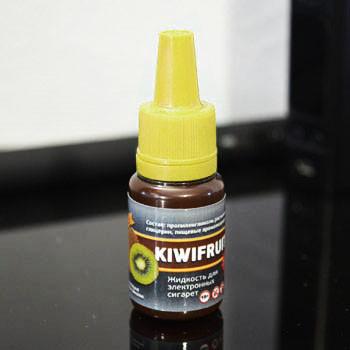 """Жидкость для электронной сигареты """"Киви"""" 3мг/мл"""