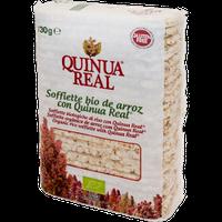 ВЕГА хлебцы рисовые с киноа БИО 130 гр Quinua Real