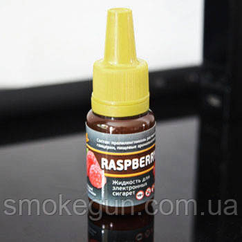 """Жидкость для электронной сигареты """"Малина"""" 6мг/мл"""