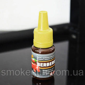 """Жидкость для электронной сигареты """"Барбарис"""" 3мг/мл"""