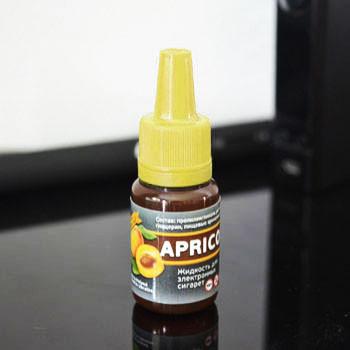 "Жидкость для электронной сигареты ""Абрикос"" 3мг/мл"