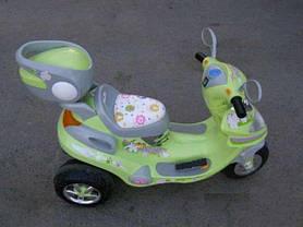 Детский электромобиль Трицикл Geoby W 326, фото 3