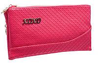 Женский клатч A21 XOXO Pink