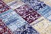 Акриловый рельефный ковер Bonita (Турция) затёртые узоры яркий, фото 2