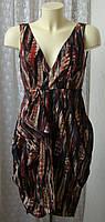 Платье женское летнее модное бренд H&M р.44 6507