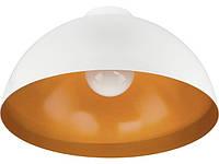 Потолочный светильник Nowodvorski 6933 HEMISPHERE CEILING WHITE-GOLD