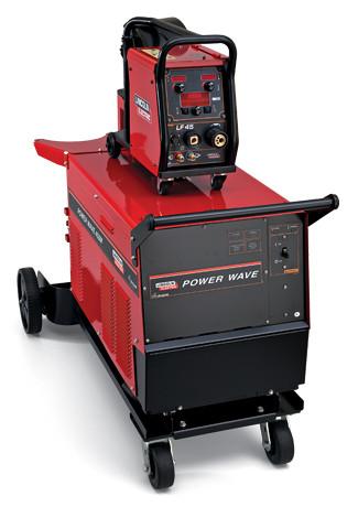 Power Wave 455M /STT сварочный промышленный полуавтомат LINCOLN ELECTRIC