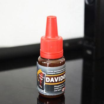 """Жидкость для электронной сигареты """"Davidoff"""" 12мг/мл"""