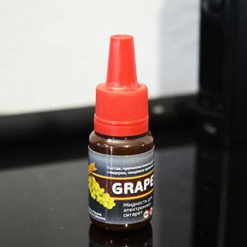 "Жидкость для электронной сигареты ""Виноград"" 12мг/мл"