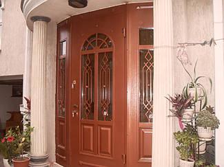 Металлическая дверь 1