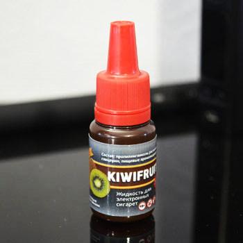 """Жидкость для электронной сигареты """"Киви"""" 12мг/мл"""