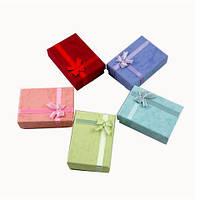 Подарочная коробочка маленькая (для кулонов, колец, небольших комплектов), фото 1