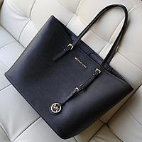 Брендовая женская сумка  Майкл Корс. Черная