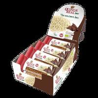ВЕГА безглютеновые батончики с киноа с разными вкусами БИО 25 гр Quinua Real