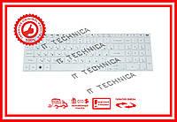 Клавиатура Gateway NV51 NV53 NV55 NV79 БЕЛАЯ