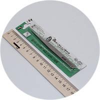 Пинцет для наращивания ресниц прямой, фото 1