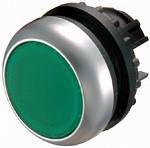 Eaton : Головка кнопки с фиксацией, цвет зеленый M22-DR-G (Артикул: 216619)