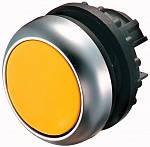 Eaton : Головка кнопки с фиксацией, цвет желтый M22-DR-Y (Артикул: 216621)