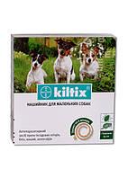 Ошейник противоблошиный Килтикс 35 см для собак мелких пород