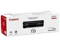 Заправка картриджа Canon 725 (3484B002) для принтера LBP6000, LBP6020, LBP6030, MF3010