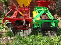 Картоплекопачка транспортерная однорядная