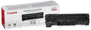 Заправка картриджа Canon 712 (1870B002) для принтера LBP 3010, 3010B, 3100