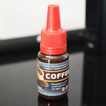 """Жидкость для электронной сигареты """"Кофе"""" 12мг/мл"""