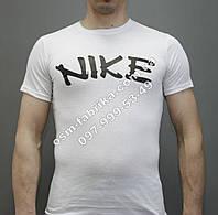 Белая футболка Nike