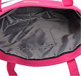 Женская сумка. Пляжная сумка Малина, фото 3