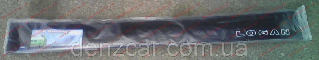 Дефлектор заднего стекла RENAULT Logan II Sd 2013 (на скотче), фото 1