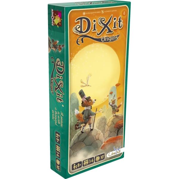 Діксіт 4 Настільна гра (Dixit 4 Origins)