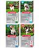 Капли противоблошиные Адвантикс для собак от 10 до 25 кг, 2,5 мл