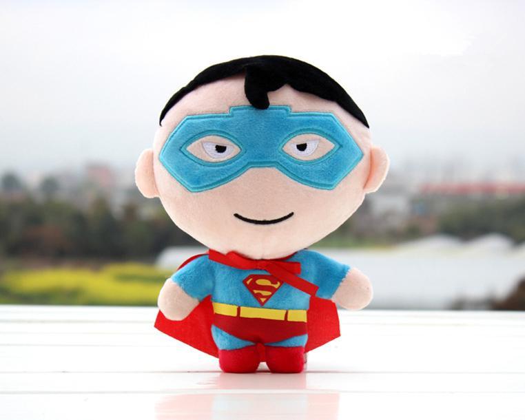 Мягкая игрушка Супермен