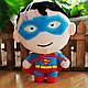 Мягкая игрушка Супермен, фото 2