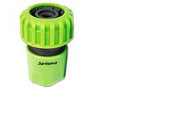 Коннектор 1/2, б/ст., green, Presto-PS
