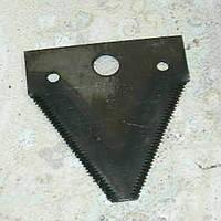 Сегмент ножа (НИВА) 1*52шт. Н.066.02-01 НИВА СК-5