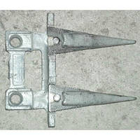Палец двойной режущего аппарата НИВА СК-5