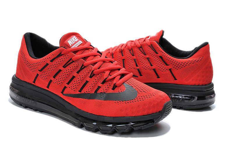 4ea2a721 Мужские кроссовки Nike Air Max 87 черно бело красные   Купить в ...