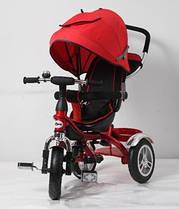 Дитячий триколісний велосипед TR16009 Червоний
