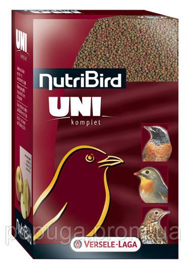 Корм для фрукто- и насекомоядных Versele-Laga NutriBird Uni Complete,УНИ КОМПЛИТ