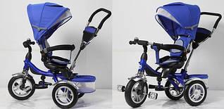 Велосипед триколісний TR16002 Надувні Колеса - Поворотне Сидіння