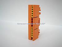 Монтажный адаптер на DIN-рейку WAGO 2273-500 для клемм серии 2273 (Германия), фото 1