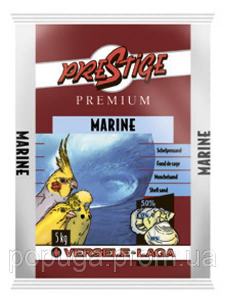 Песок из морских ракушек для птиц Versele-Laga Prestige Premium МАРИН (Marine)