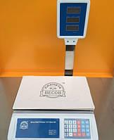 Весы торговые электронные со стойкой ПВП-50-818D до 50кг