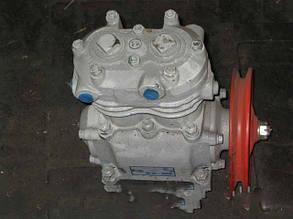 Пневматический компрессор МАЗ, КрАЗ (ЯМЗ)