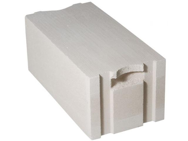 Стеновые газобетонные блоки aeroc
