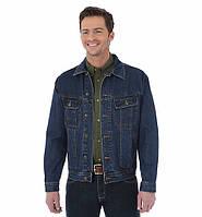Джинсовая куртка Wrangler Jacket - Antique Indigo